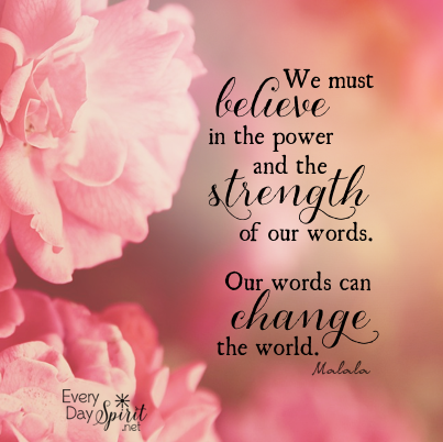Cute Roses Wallpapers With Wordings Be The Change Strength Malala For The App Of Beautiful