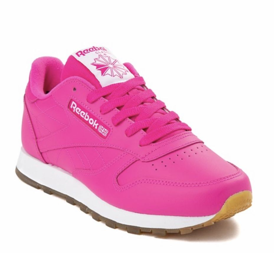 Womens Reebok Classic Athletic Shoe Pink in 2020