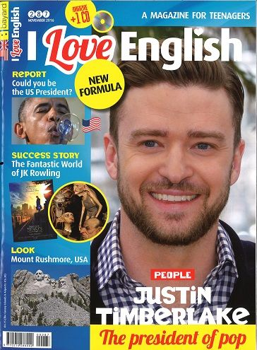 I LOVE ENGLISH  nº 278 (Novembro 2016)