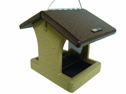 Birds Choice 1.5 qt. 2-Sided Hopper with Brown Roof Birds Choice http://www.amazon.com/dp/B0046HM7MM/ref=cm_sw_r_pi_dp_NA4Qwb09ENYJK
