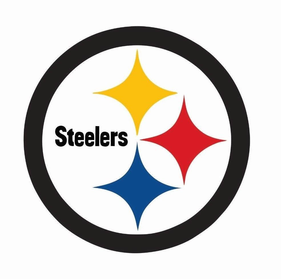 Pittsburgh Steelers Nfl Football Color Logo Sports Decal Sticker Free Shipping Ebay In 2021 Sports Decals Pittsburgh Steelers Logo Pittsburgh Steelers [ 976 x 985 Pixel ]