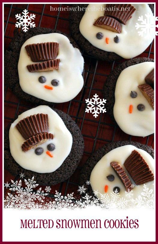 Novel Baking Nigella S Christmas Chocolate Cookies Meal Ideas