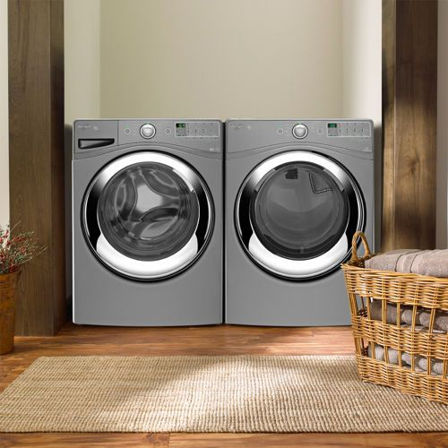 Whirlpool Duet Stackable Washer And Gas Dryer From Costco
