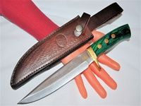 "KHARA-2 11.5"" Hunting Knife - 7"" Blade - Wood Handle - HTN00024A Our Price: $44.99 Free Shipping!"