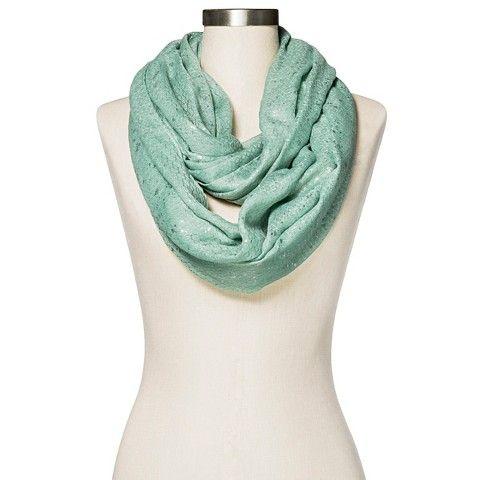 Women's Scarf Green - Merona™
