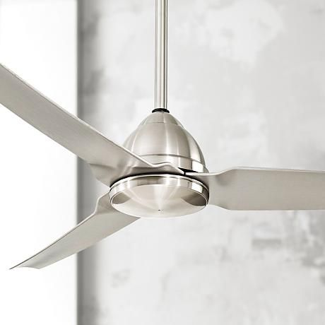 office ceiling fan. Add Modern Style To Your Indoor Or Outdoor Space With This Brushed Nickel Ceiling  Fan. Office Fan W