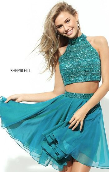 Sherri Hill 50694 Sherri Hill Chic Boutique: Largest Selection of Prom,  Evening, Homecoming, Quinceanera, Cocktail dresses & accessories.