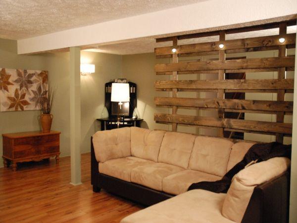 mur de s paration sous sol pinterest mur de. Black Bedroom Furniture Sets. Home Design Ideas