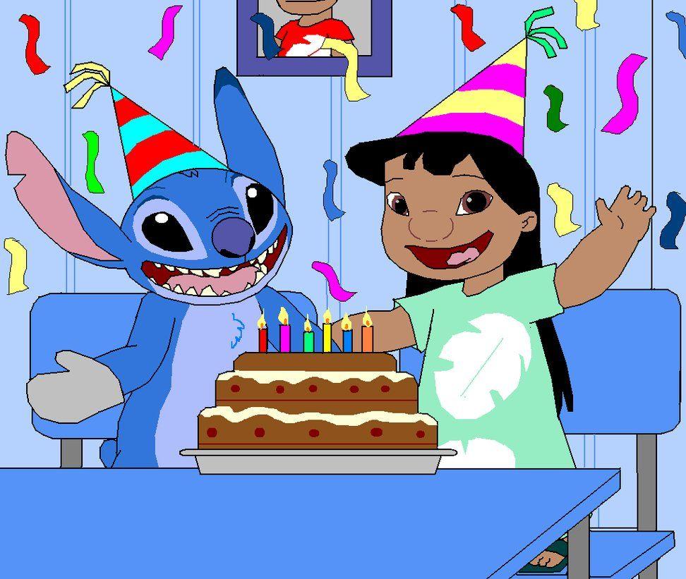 Stitch Happy Birthday Meme Wwwmiifotoscom