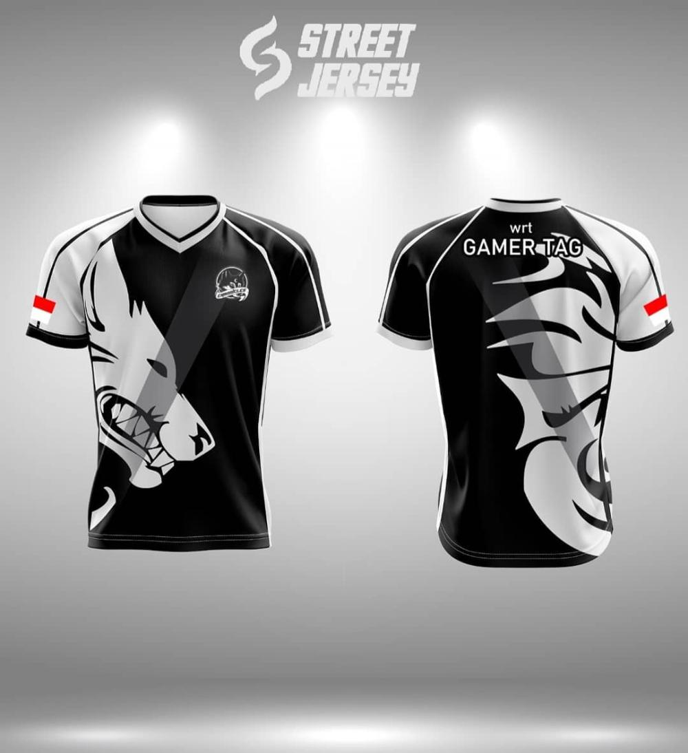 Download Jersey Gaming White Google Penelusuran Camisas De Futebol Camiseta Esportes