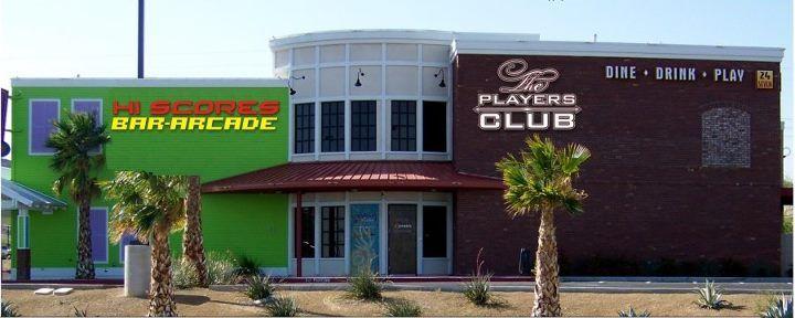 Hi scores bar arcade the players club henderson