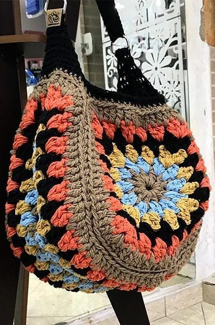 57+ Fashionable and Elegant Crochet Bag Pattern Ideas and Images - Page 16 of 57