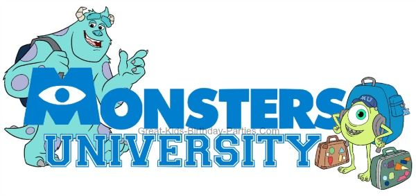 free monsters university font – download this free font and use to