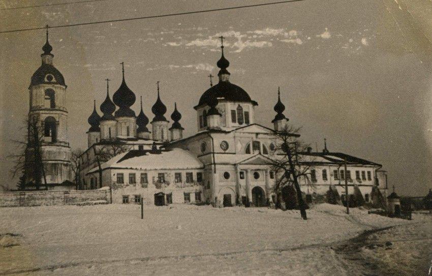 Введеньё. Николо-Шартомский мужской монастырь   Старые ...