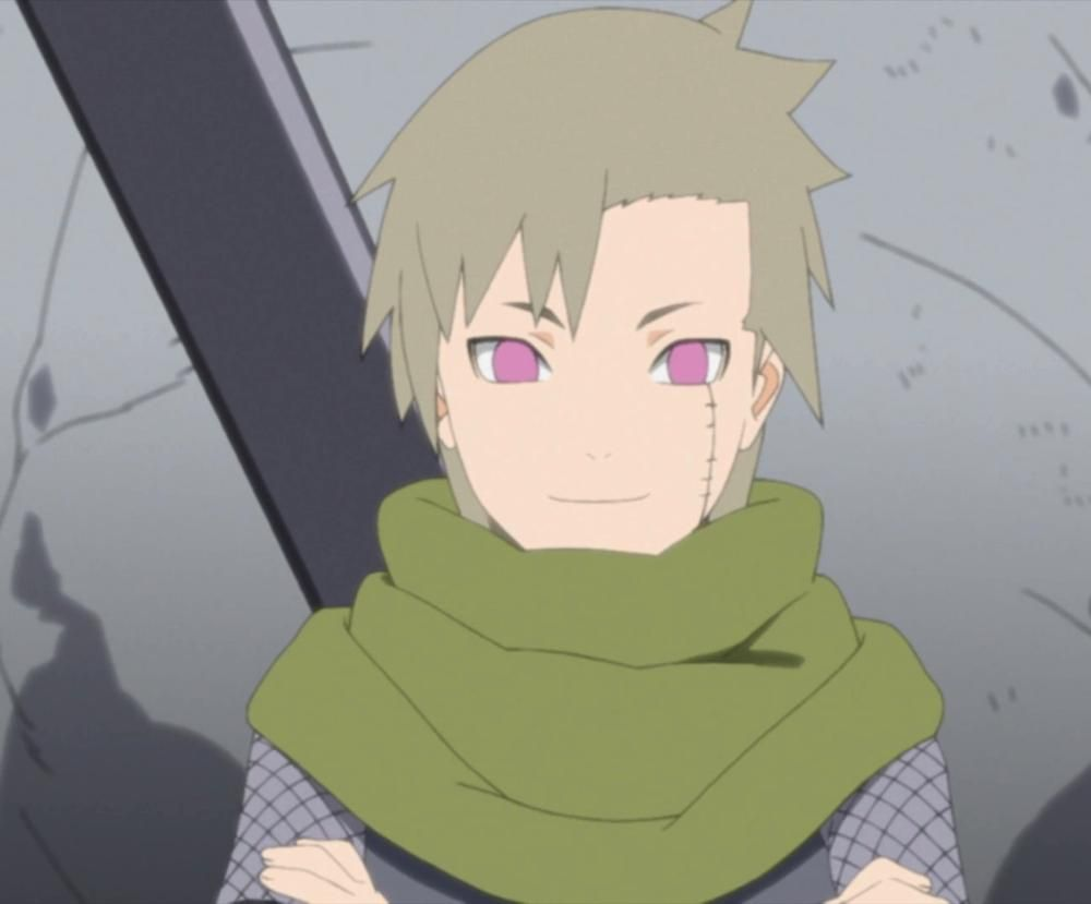 The Fourth Mizukage, Yagura! | Naruto | Pinterest | Naruto ...