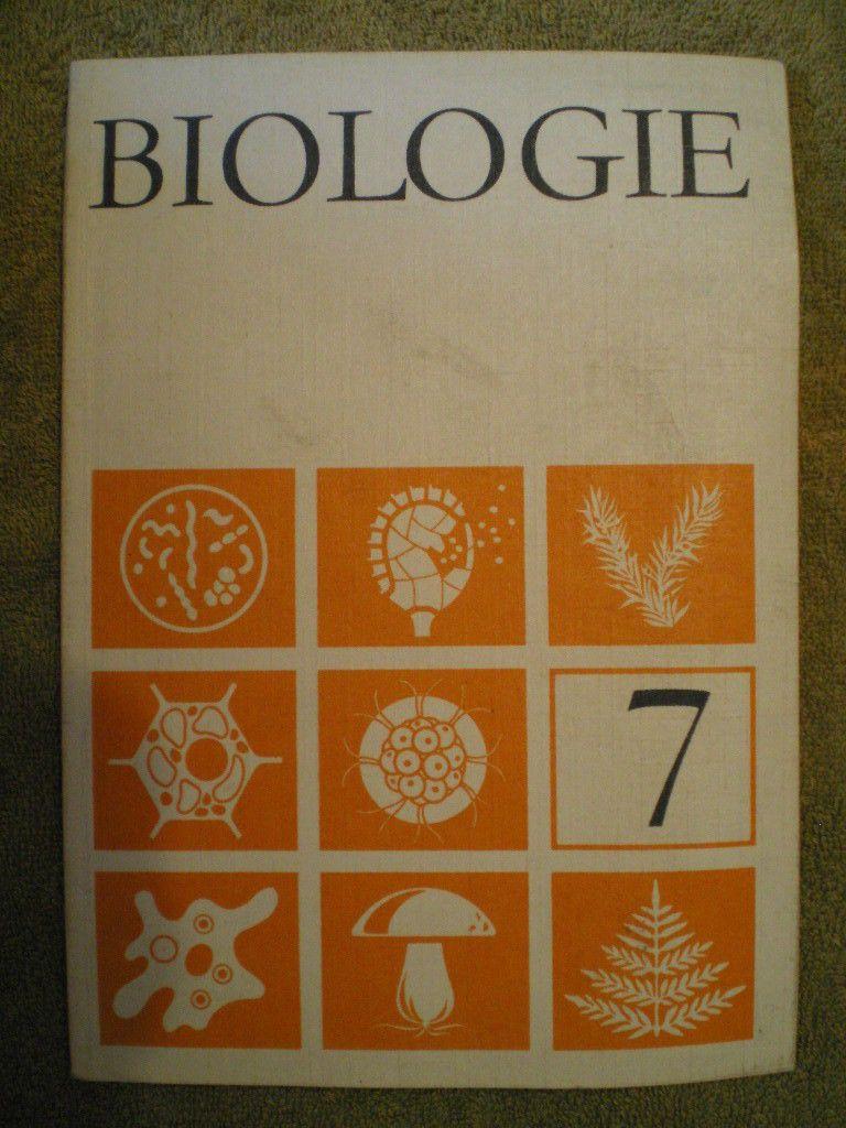 Biologie Unterricht 7 Klasse Ddr Schulbuch Pos Lehrbuch Gdr Bio Buch Ddr Bucher Biologie
