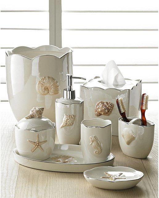 Bathroom Set Accessories Interior design Home Decor Pinterest
