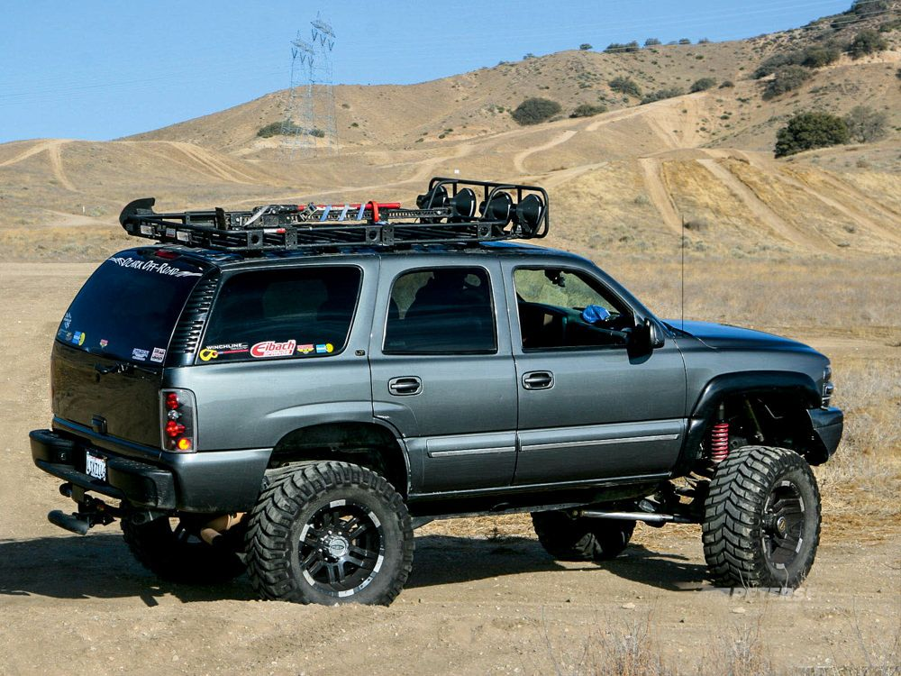 2001 chevy tahoe off road suv off road wheels 4x4 pinterest chevy wheels and cars. Black Bedroom Furniture Sets. Home Design Ideas