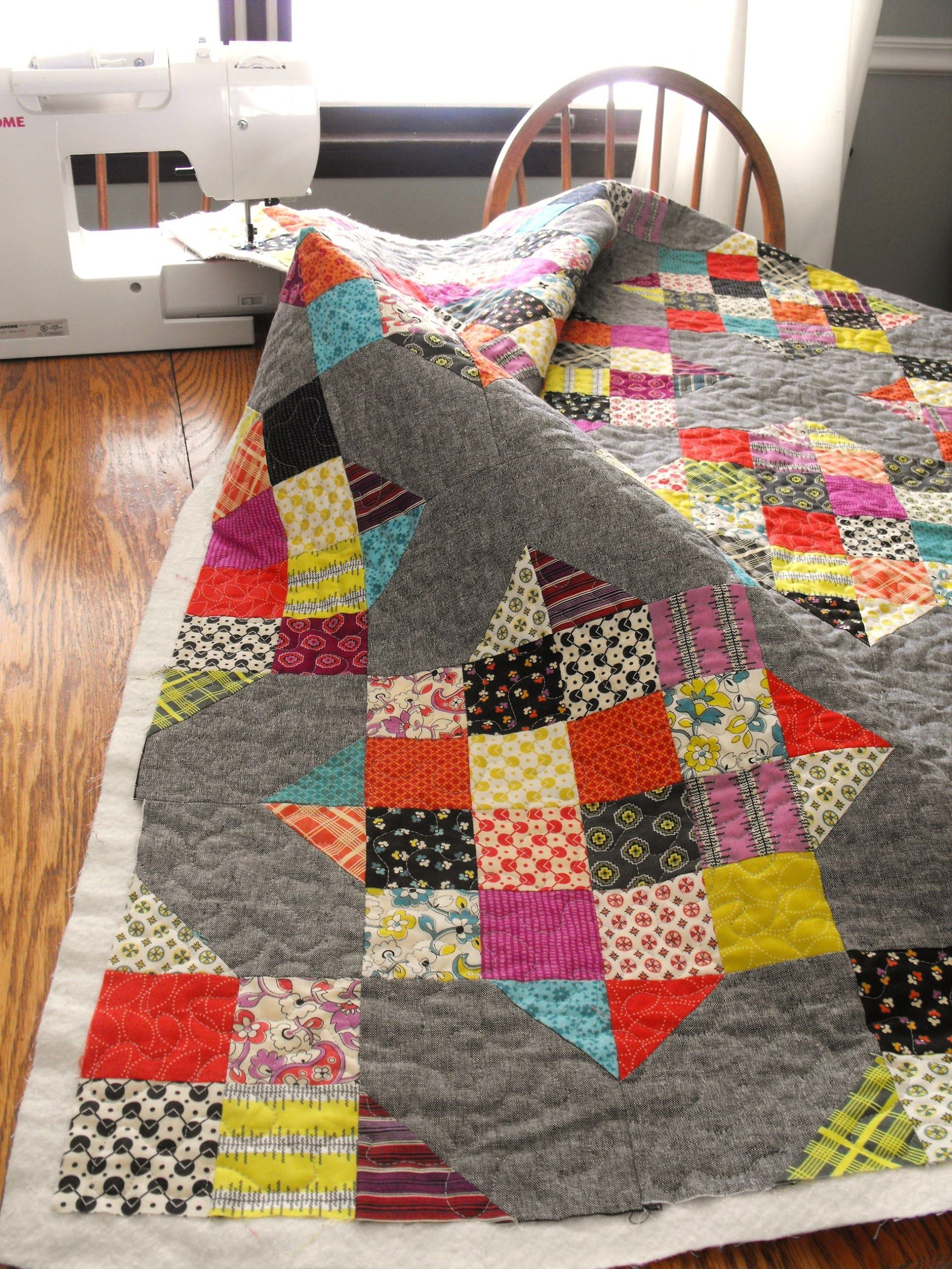 What to Quilt on Your Quilt: Choosing a Quilt Design | Quilt ...