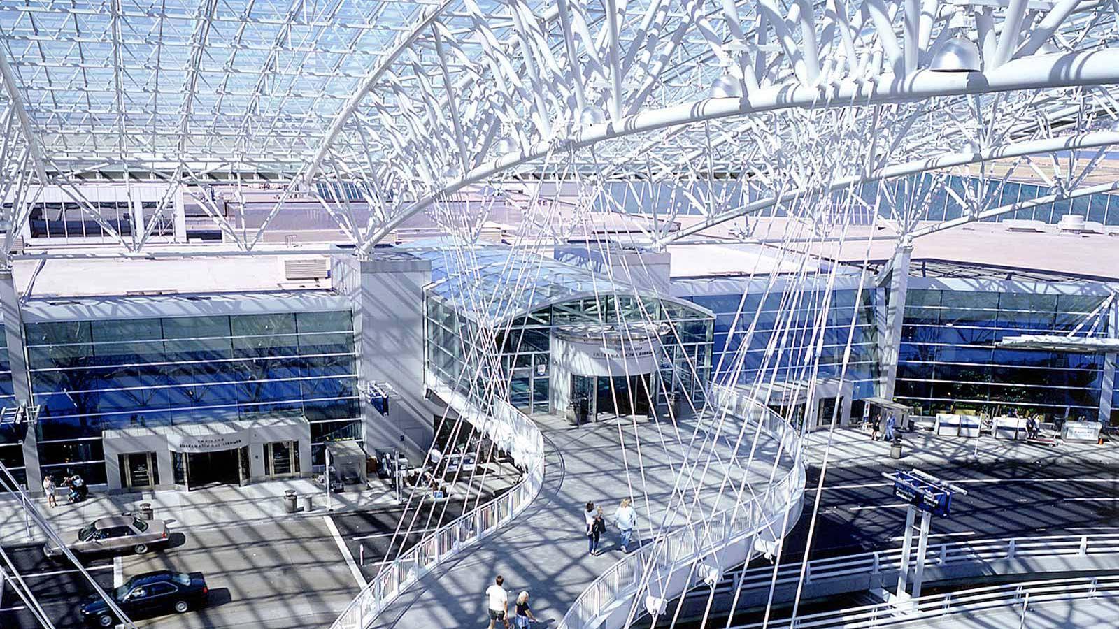 Portland Airport Car Rental: My Only Trip Through Portland International Was The First