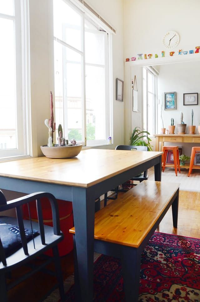 Small Space Expanding Ideas To Steal From A 300 Square Foot Studio
