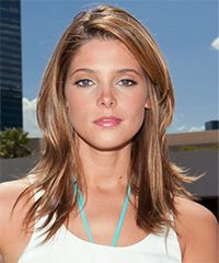 Thehairstyler Com Virtual Hairstyler Free Adorable Ashley Greene Long Straight Casual Hairstyle  Light Brunette