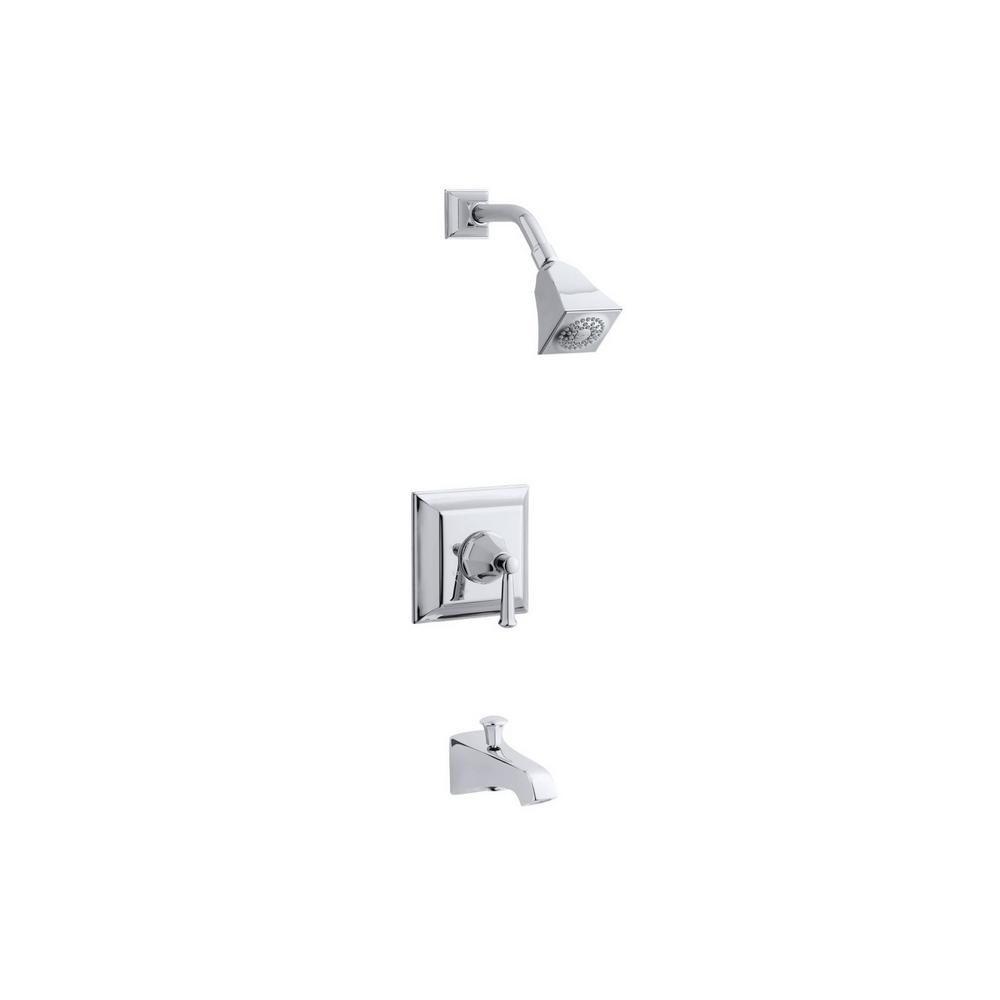 Kohler Memoirs Stately 1 Handle Tub And Shower Faucet Trim Kit In