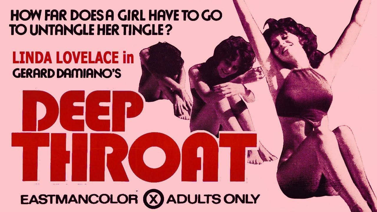 Deep throat 1972 movie clips