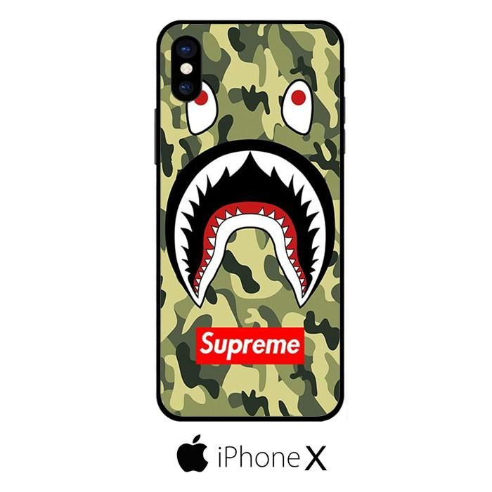 bape case iphone x
