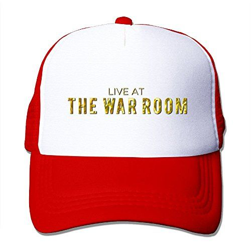 Texhood Live At The War Room Cool Baseball Cap One Size Red Want Additional Info Click On Image This Link Participates In Amazon Service LLC