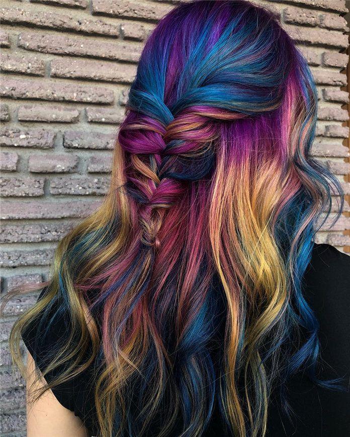 Amzing Hair Colors & Ideas for Women 2019   Hair styles ...