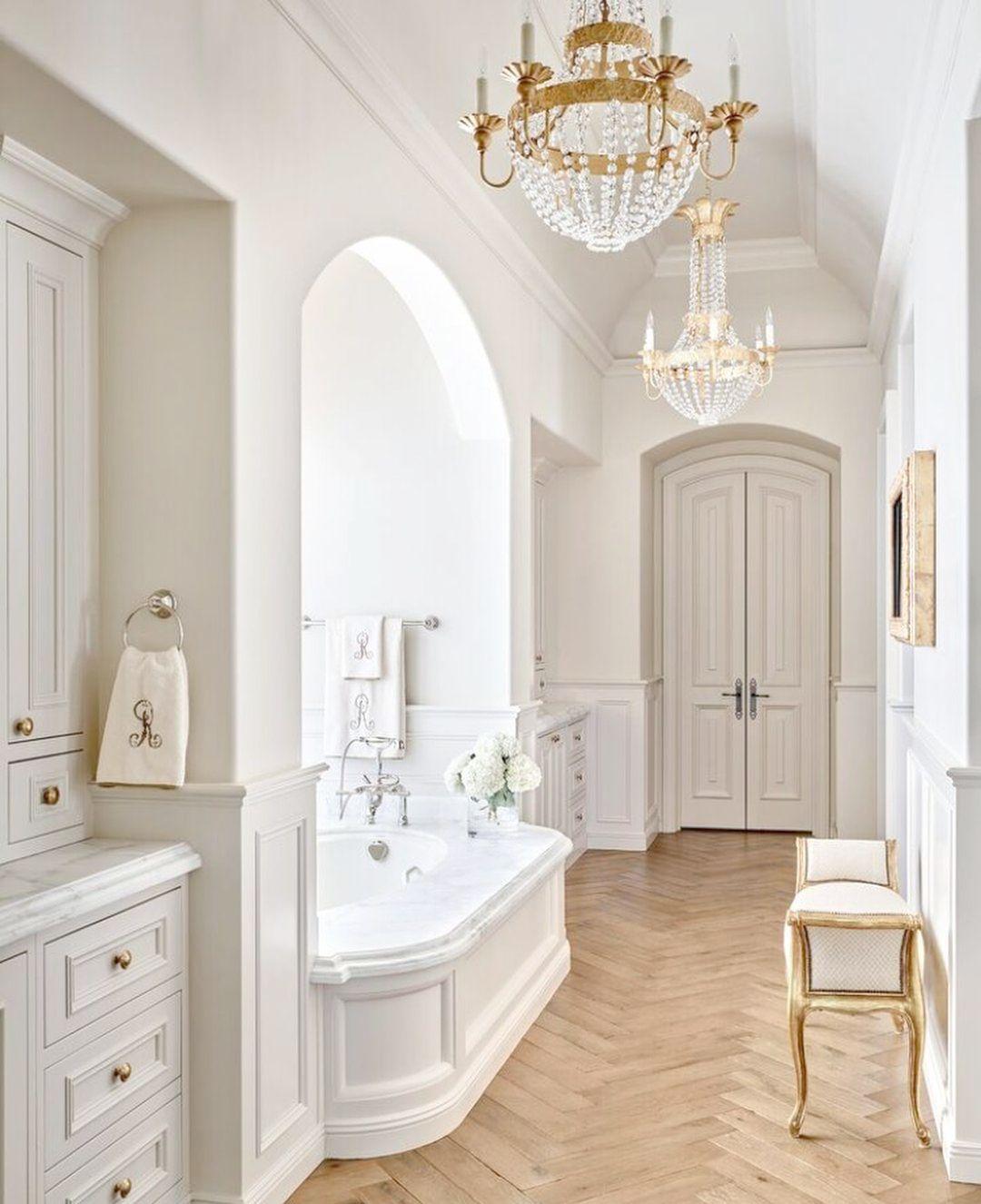 Incredible - Elegant White Bathroom Ideas #repin | Luxury Bathrooms ...