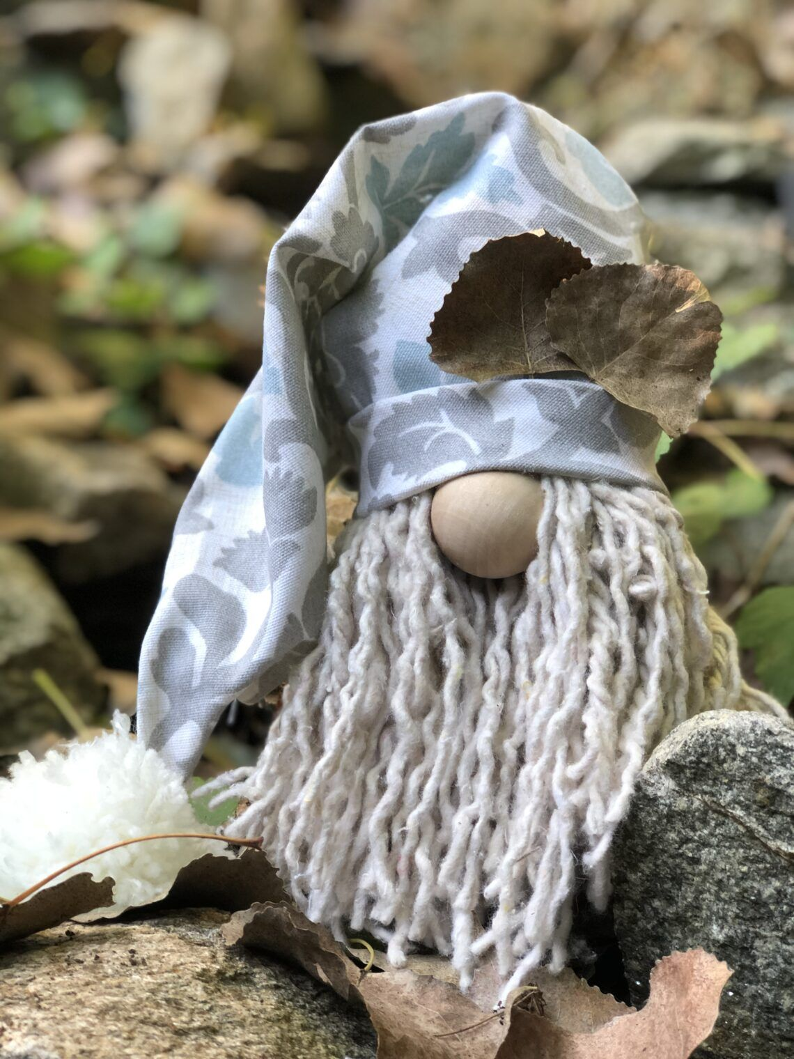 How To Make Adorable Dollar Tree Gnome Diy Dulce's Blog