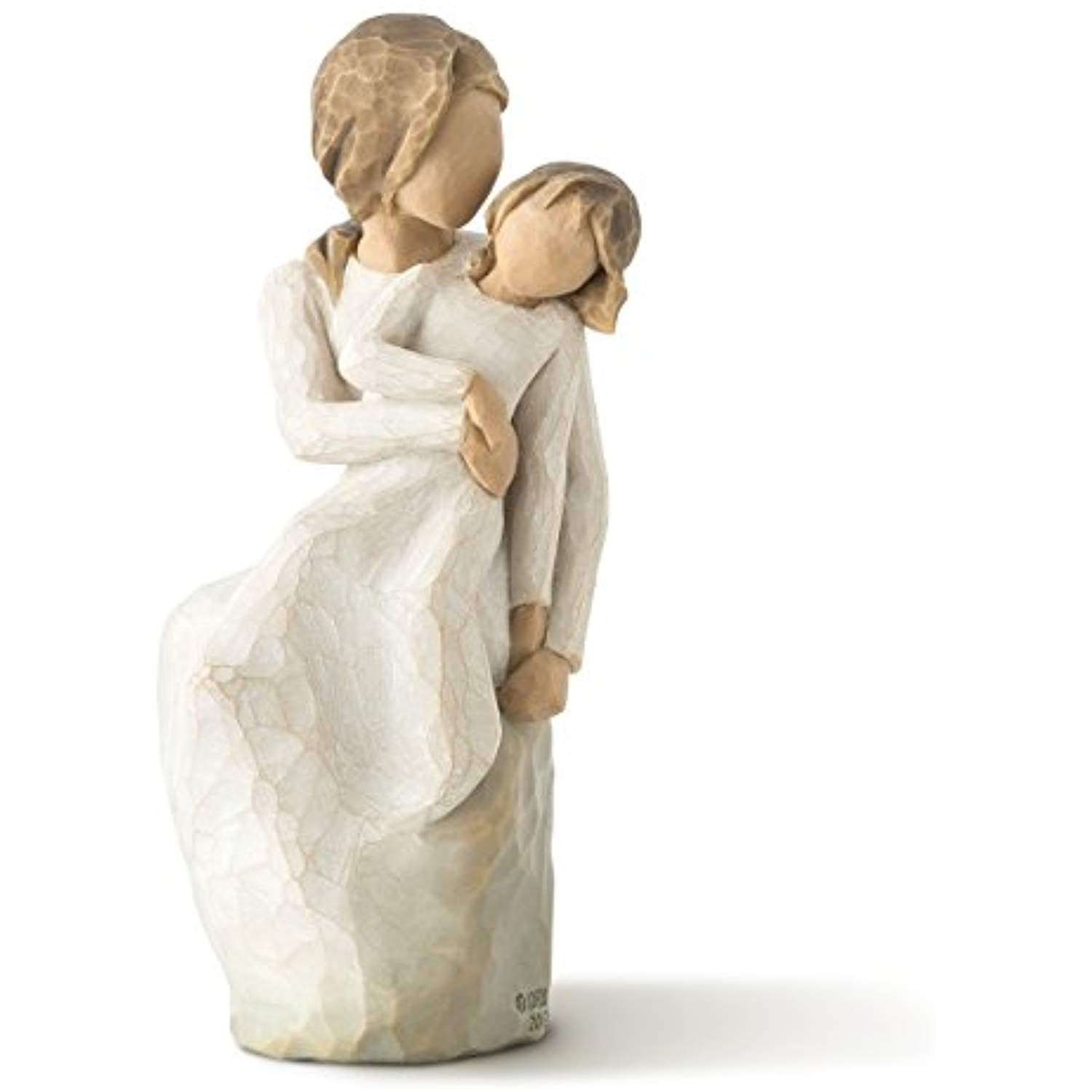 Willow Tree hand-painted sculpted figure, MotherDaughter ** Check out this great product. (This is an affiliate link) #homedecoraccents
