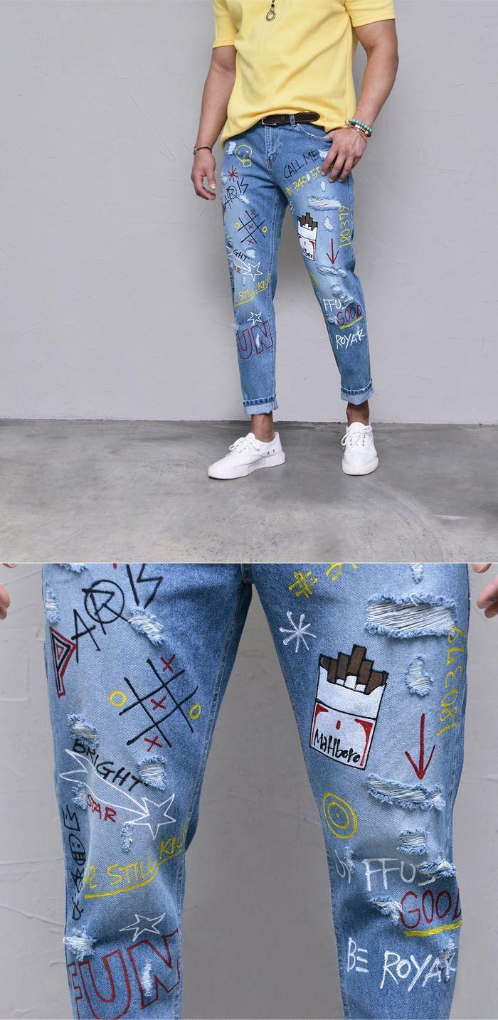 Pin De Mens Jeans En Jeans Para Hombre En 2021 Pantalon De Mezclilla Hombre Pantalones De Hombre Moda Chaqueta De Mezclilla Para Hombres