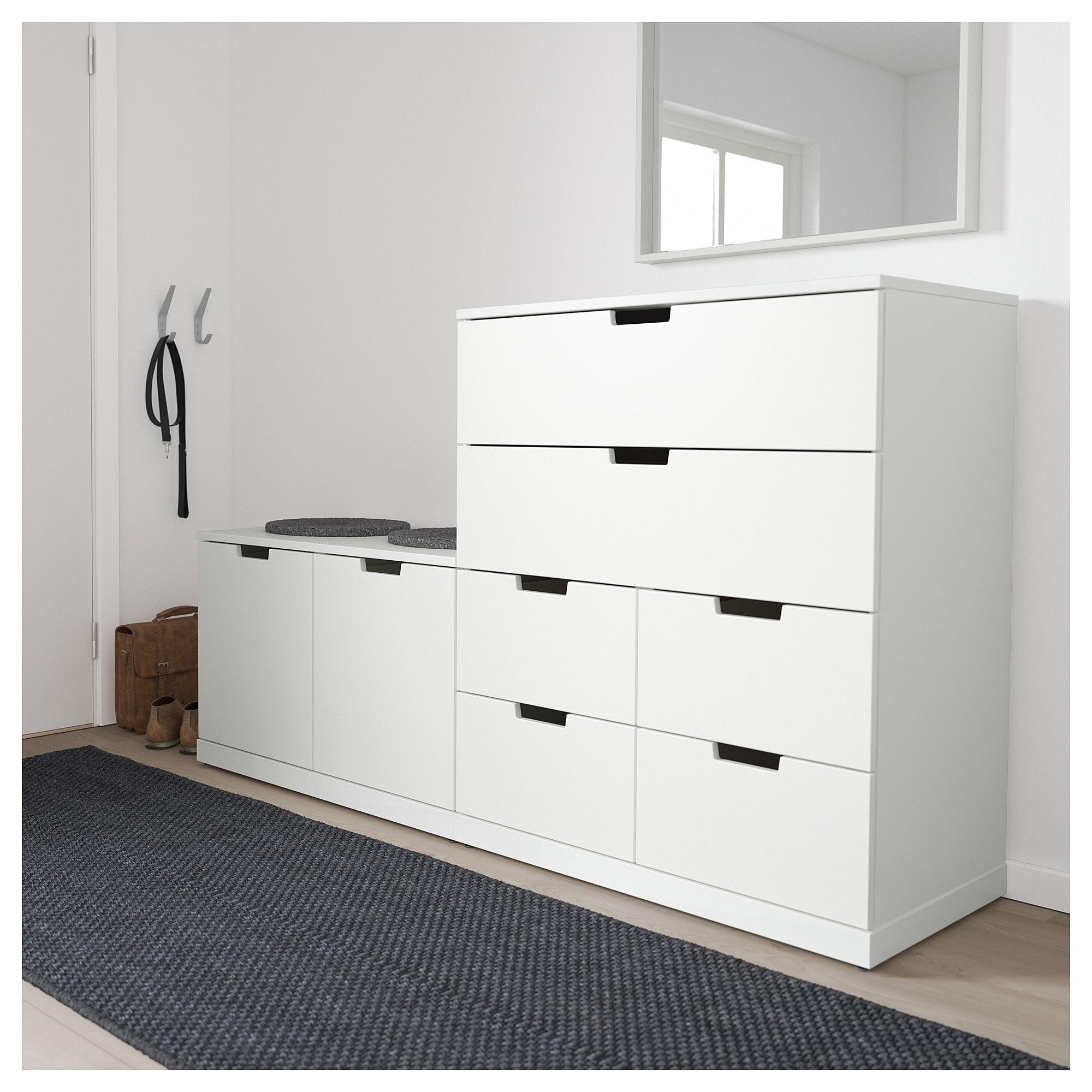 Nordli Kommode Mit 8 Schubladen Weiss 160x99 Cm Hier Kaufen Ikea Osterreich 160x99 Hier Ikea Kaufen Kom In 2020 Dresser Drawers 8 Drawer Dresser Ikea Nordli