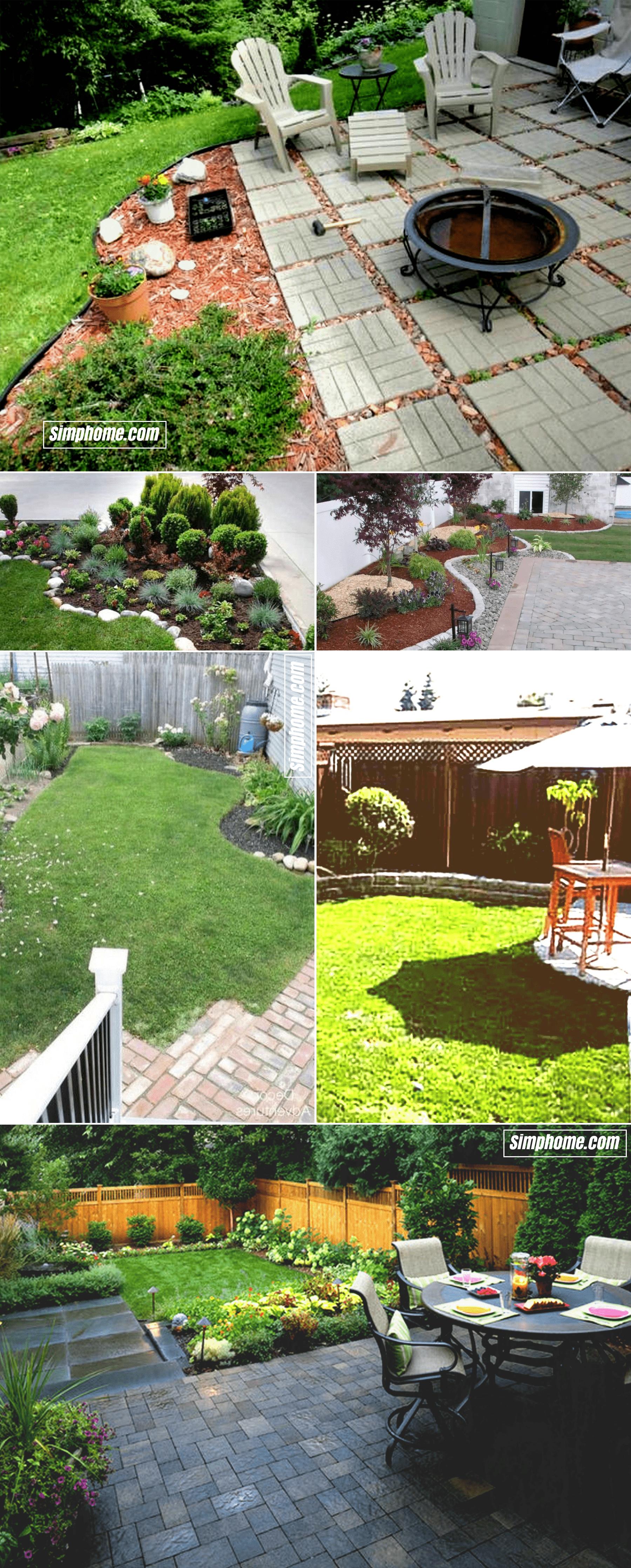 19 Initiatives of Cheap Backyard Makeover ideas #backyardmakeover