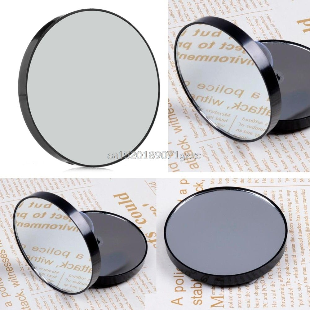 Magnifying Mirror 10X Suction Cup Makeup Compact Mirror
