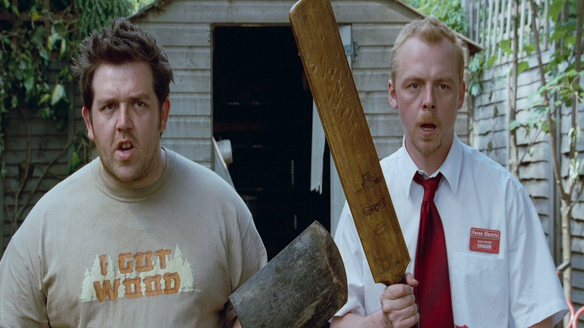 Free Wallpaper And Screensavers For Shaun Of The Dead Buckminster