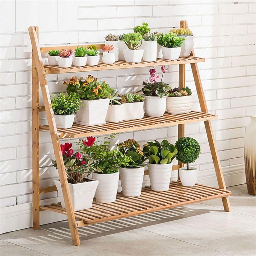 10 awesome diy plant shelf design