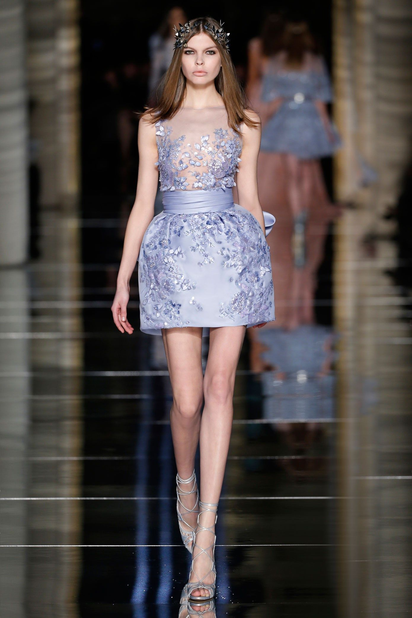 Zuhair murad couture spring high fashion pinterest zuhair