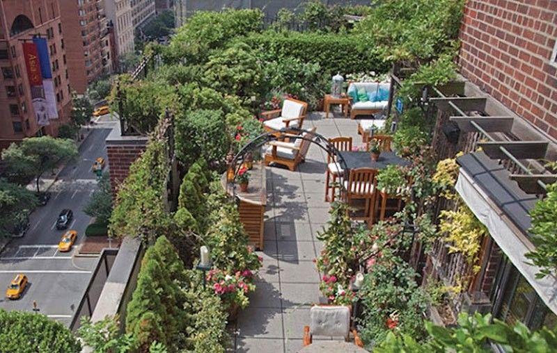 Modern Interior House Design Trend For 2020 Urban Garden Design Roof Garden Design Rooftop Garden Nyc