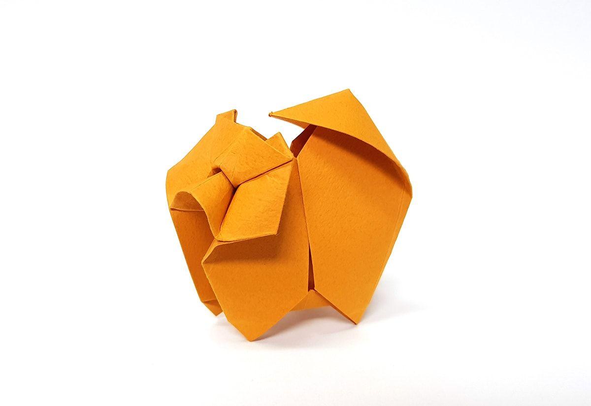 Chinese New Year 2018 Origami Dog Extravaganza Dogeasy Dogorigami Diagrammoney