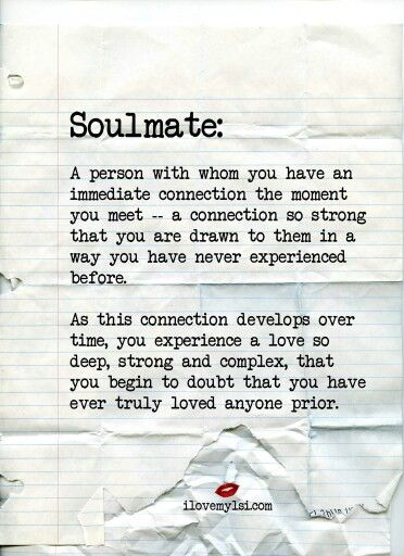 Soulmate Chance Quotes Soulmate Quotes Love Quotes With Images