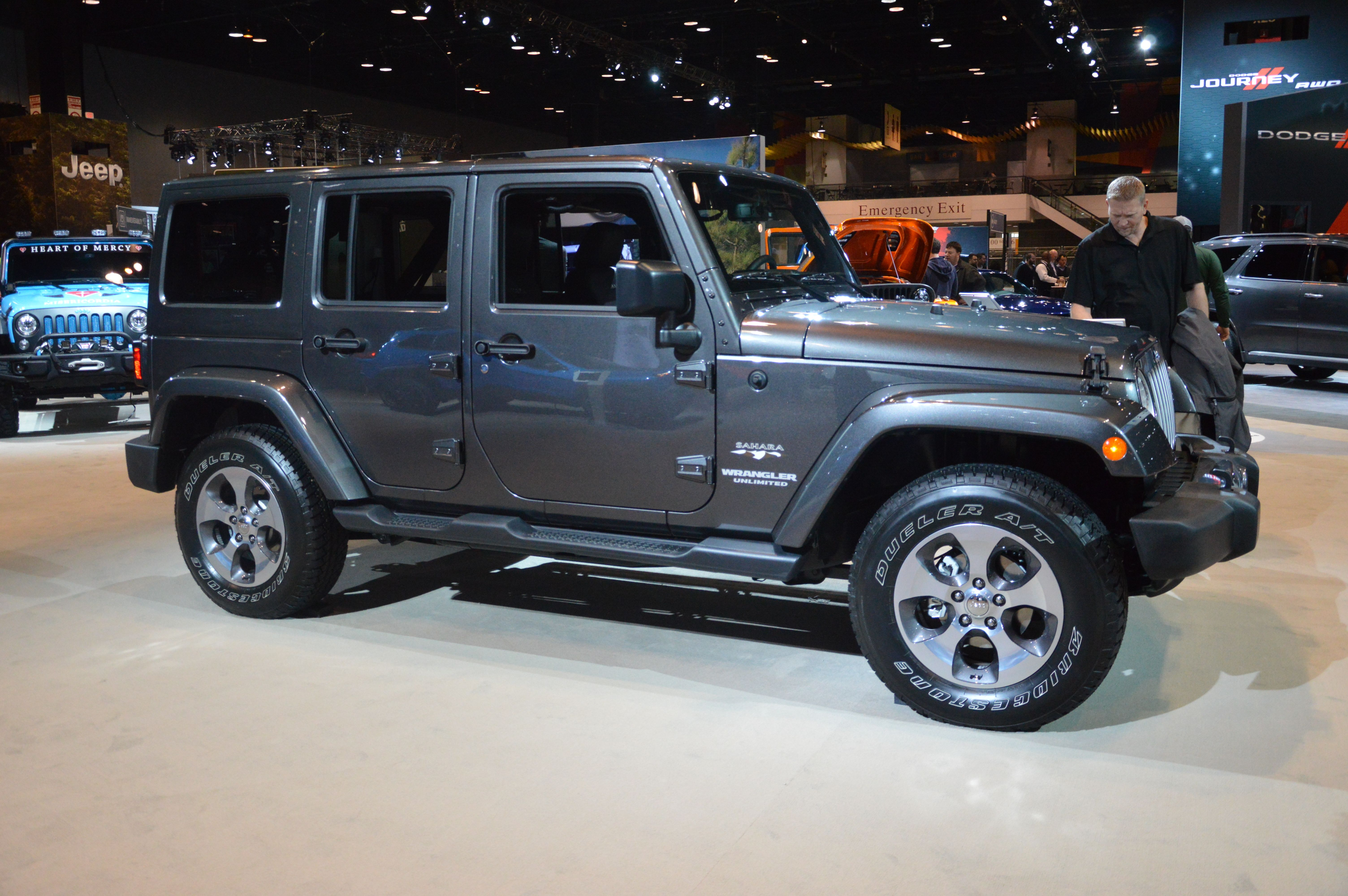 rubicon wrangler ev nissan chevy recon jeep its self what bolt news capable driving unlimited most ever s builds leaf h