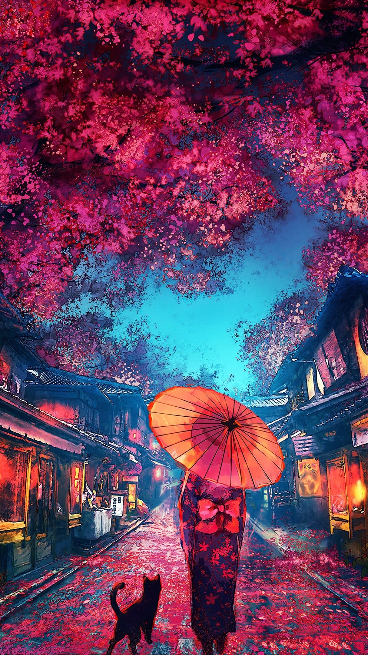 pic in 2020 japanese wallpaper iphone scenery