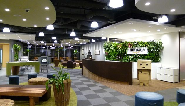 Amazon オフィスデザイン デザイン オフィス