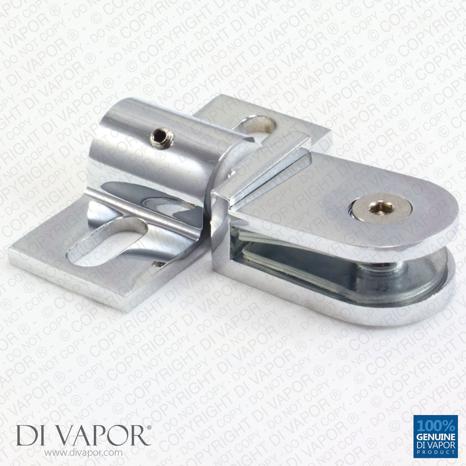 This Is A Di Vapor Polished Chrome Door Pivot Hinge Which Is Typically Used  For Glass Doors And Glass Panels.