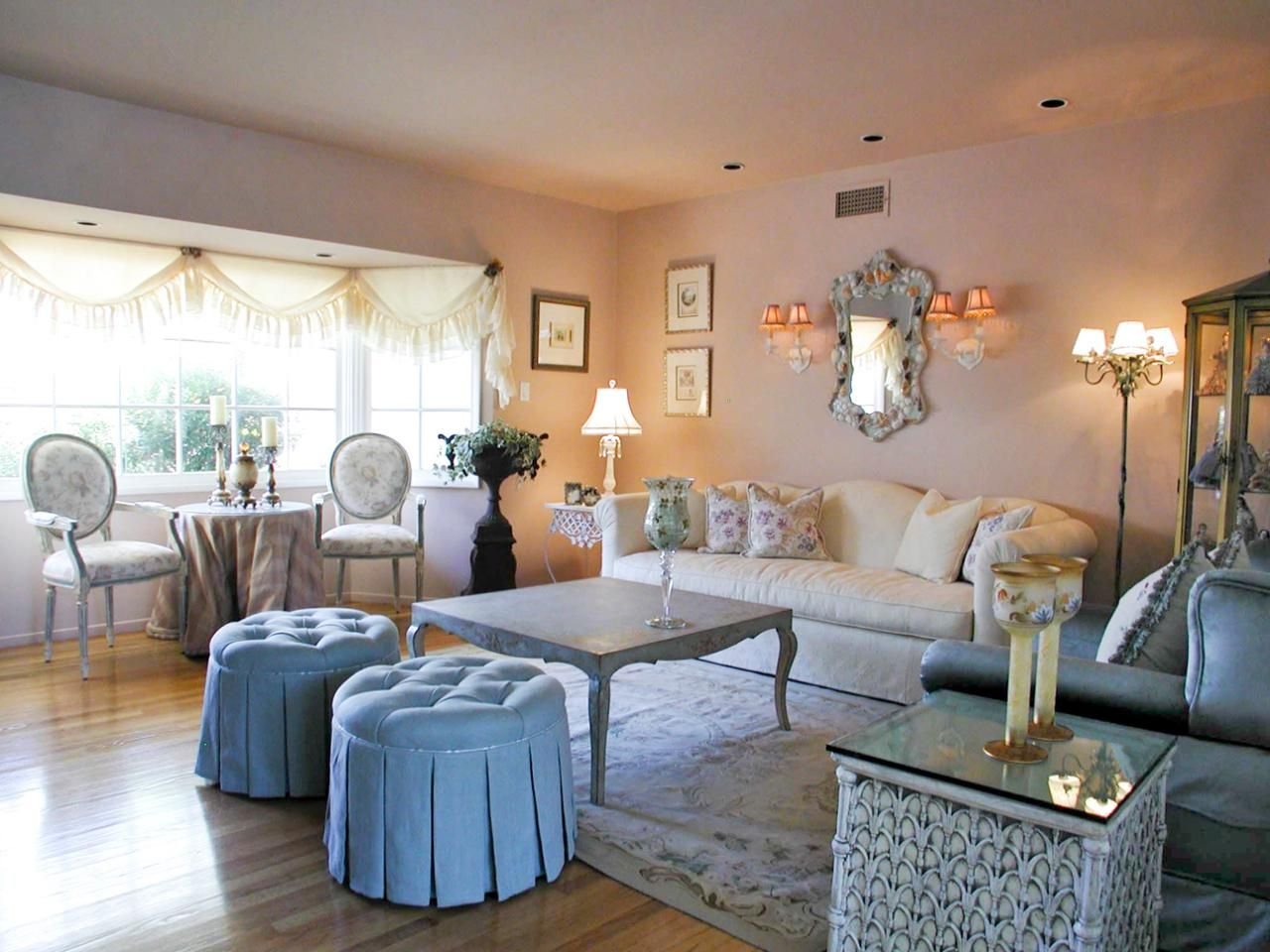 Learn to use a color wheel. HGTV.com shows you different types of color scheme possibilities and color applications for bedrooms, bathrooms and more.