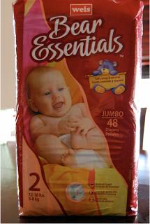 ... of Weis Bear Essentials diapers. blogs at www.frugalmomjenn.com